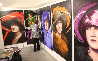 8 tips to get your art work into a gallery