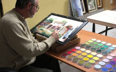 Improve your paintings with online workshops – Johannes Vloothuis