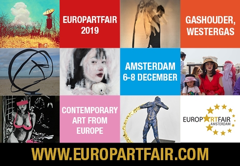 Come and visit the EuropArtFair in Amsterdam