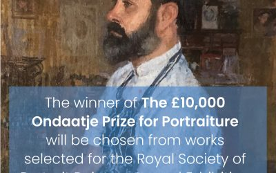 Call for Entries: The Royal Society of Portrait Painters