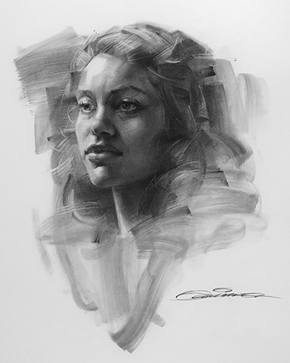 Free Online Portrait Class with Charles Miano