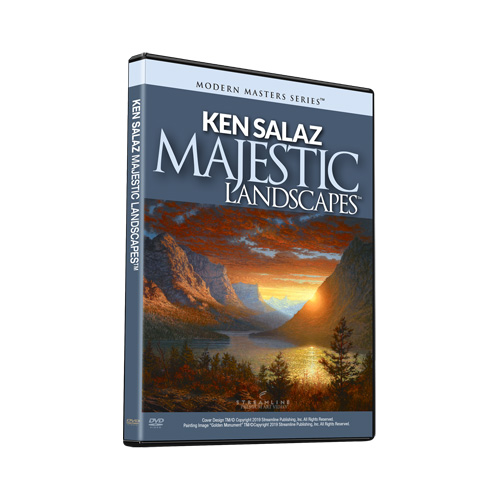 Learn how to paint with Ken Salaz