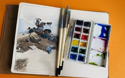 Water colour tips for beginners