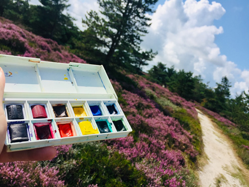 The best plein air equipment