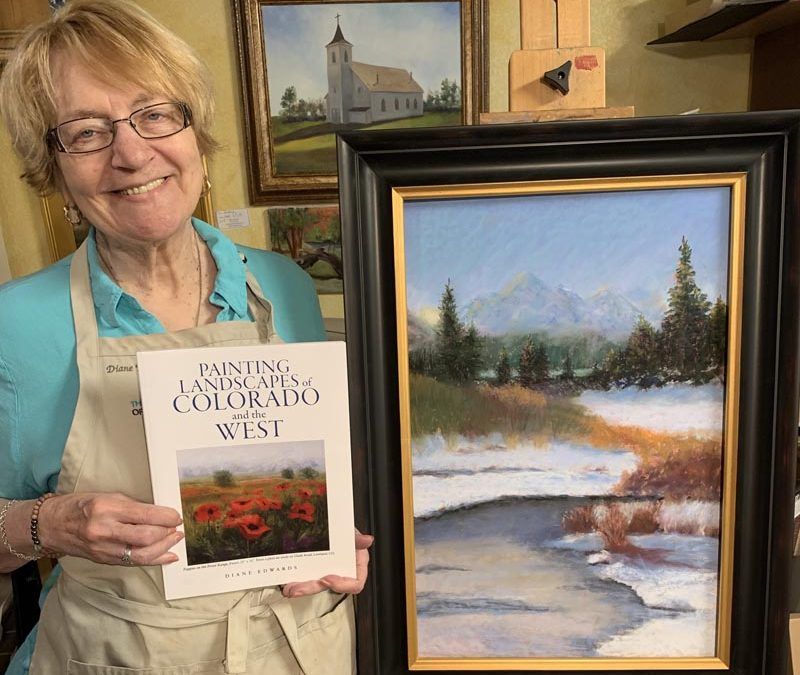 Painting Landscapes in Colorado and the West
