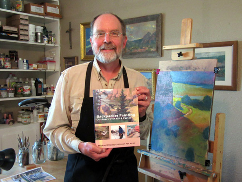 Backpacker Painting: Outdoors with Oils & Pastel