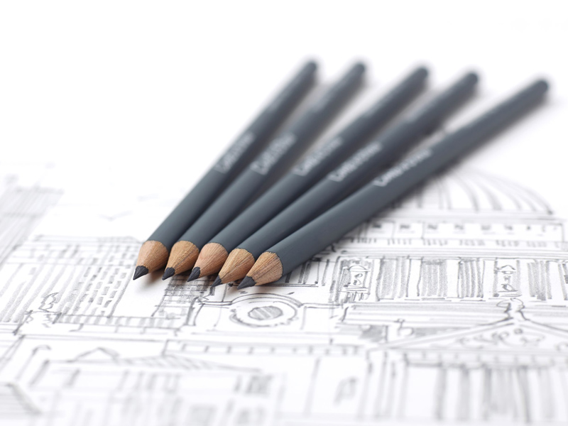 Ten useful tips for pencil drawing