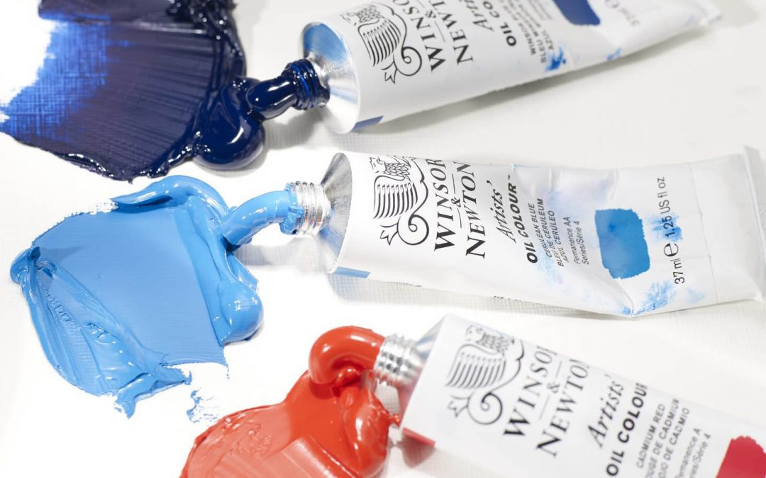 Nine things you need to know about oil paint