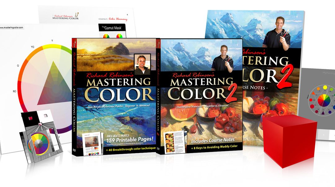 Mastering Color part 1 and 2 deal